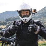 Motorliefhebber? Pak je verantwoordelijkheid en draag goede motorkleding